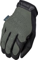 Gants de protection de sécurité ORIGINAL FOLIAGE VERT moulant Mechanix wear soluprotech